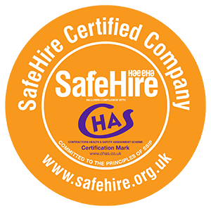 Safe Hire Certified Company